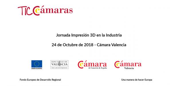 Jornada Impresión 3D en la Industria