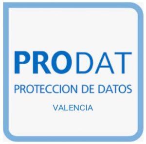Protección de Datos de carácter personal (PRODAT)