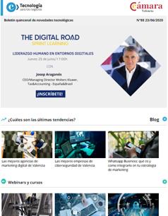 ¿Cómo potenciar el liderazgo en entornos digitales? Charla con el CEO de Wolters Kluwer España. Boletín nº88
